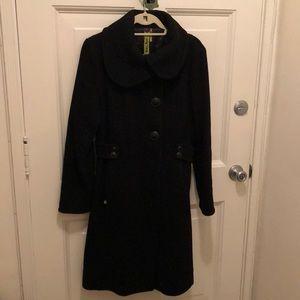 Soia & Kyo Black Winter Coat